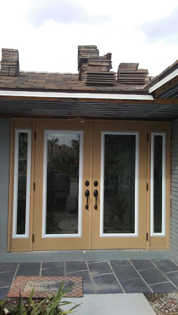 Impact Entry Doors Storm Door Installation Max Guard Hurricane