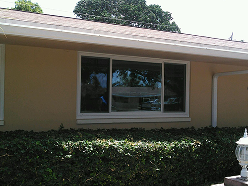 aluminum impact windows