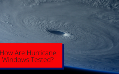How Are Hurricane Windows Tested?