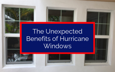 The Unexpected Benefits of Hurricane Windows