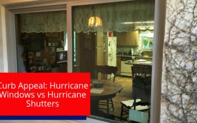 Curb Appeal: Hurricane Windows vs Hurricane Shutters