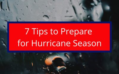 7 Items to Prepare for Hurricane Season 2019